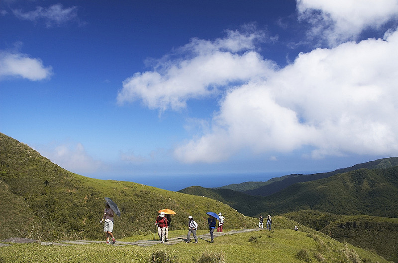 TOP 5 Easy-to-go Sea/Lake View Hiking Trails of TAIWAN